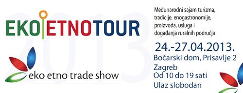EkoEtnoTour & EkoEtnoTradeShow 2013